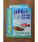 ZOOLEK AQUATEST pHx2